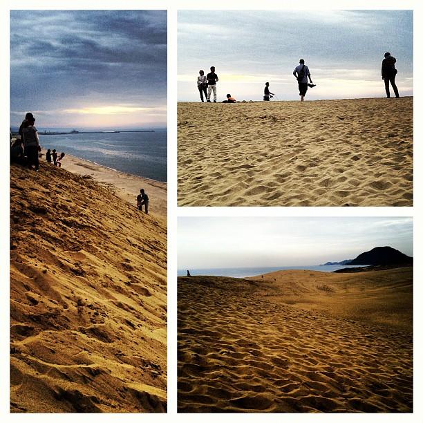 Un petit bout de Sahara au Japon :)