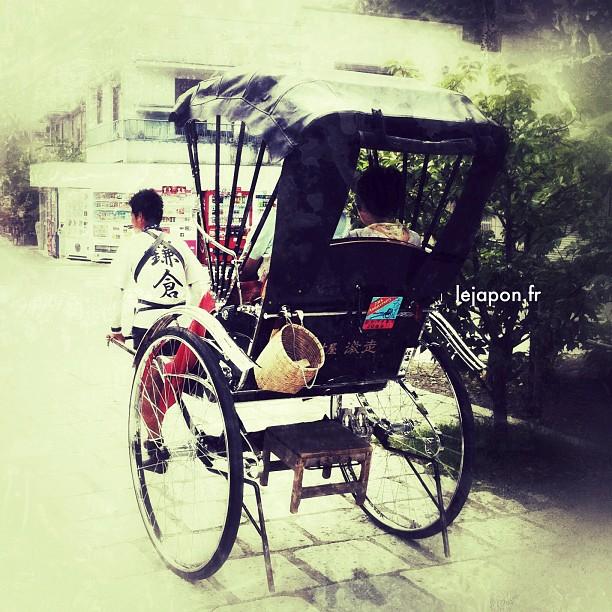 Coincé dans les transports ? Évadez-vous avec les Jinrikisha de Kamakura !