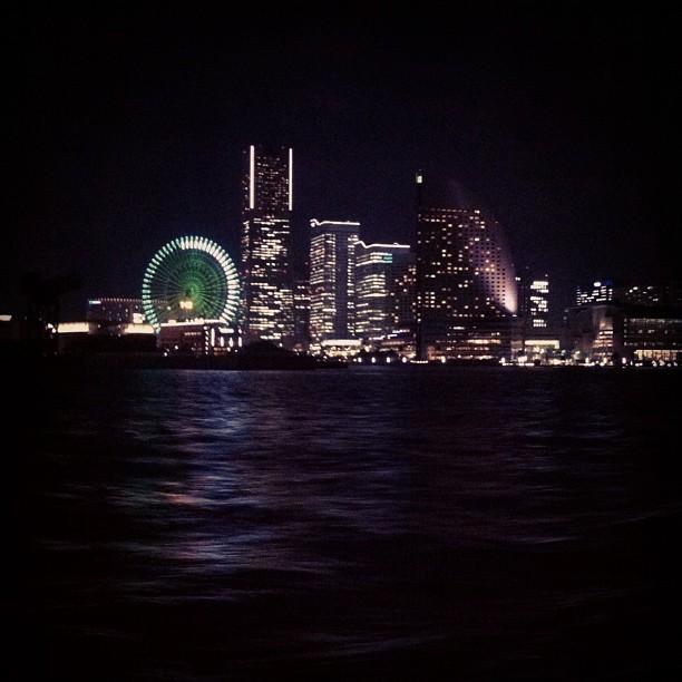 Bonne nuit de Yokohama !