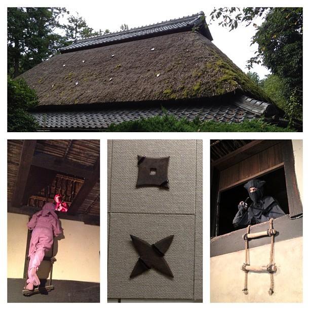 Incursion chez les Ninja à Iga-Ueno :)