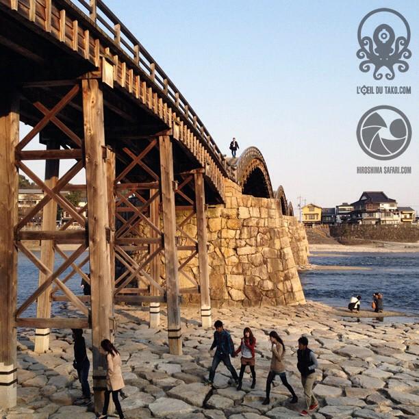 J'allais oublier le fameux pont d'Iwakuni :)