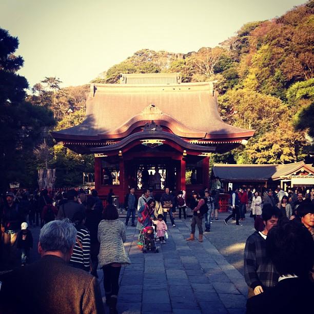 Mission photos 753 à Kamakura pour un ami aujourd'hui !
