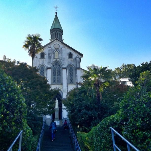 Église Oura de Nagasaki