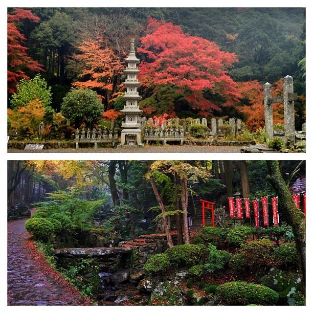 Temple reculé dans la méconnue péninsule de Kunisaki à Kyushu