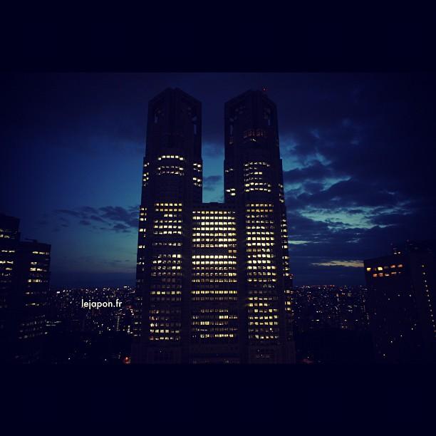 Bon samedi soir à tous depuis Tokyo !