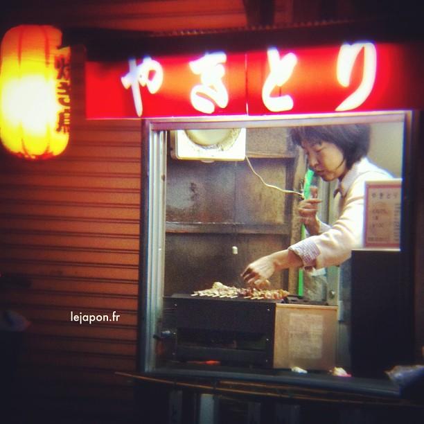 Petit Yakitori du soir…