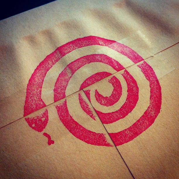 Personne ne va s'amuser à ouvrir mon courrier avec un «scellé» comme ça ;-)