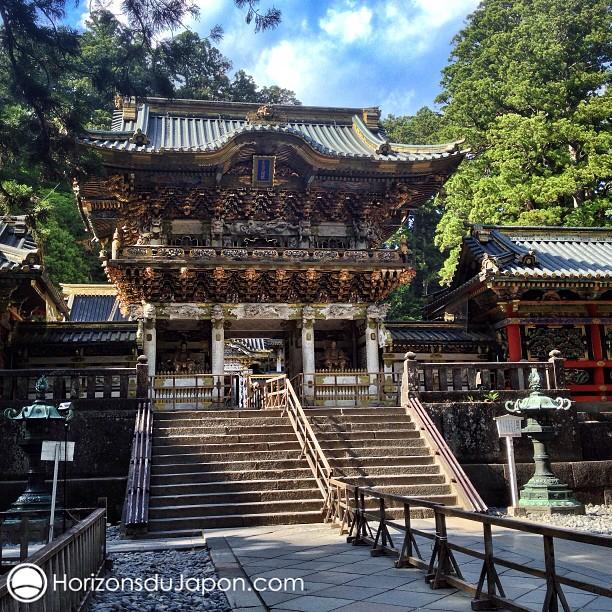 Le sanctuaire Toshogu à Nikko