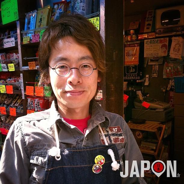 Rencontre avec Yamato San et son shop de ramen instantanés !