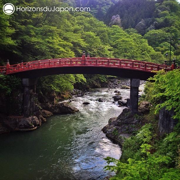 Début du voyage avec Nikko et le pont Shinkyô