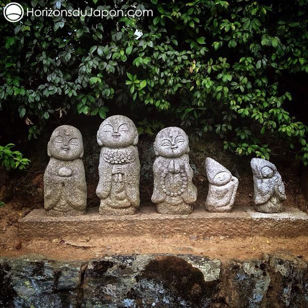 Si vous êtes allés à Arashiyama peut-être que les avez croisés