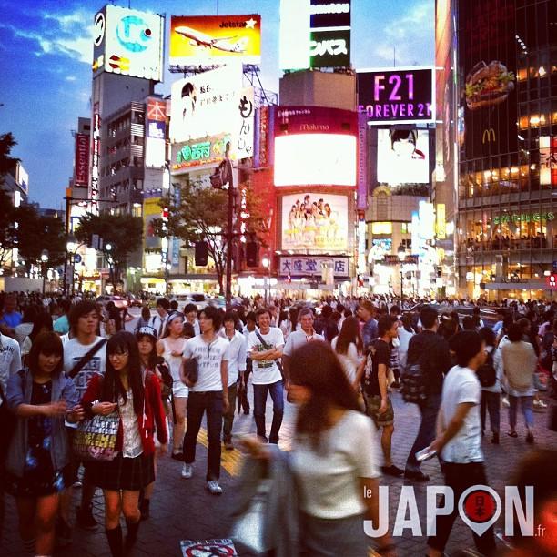 Un classique pour le final du Tokyo Safari ! Vous reconnaissez ?
