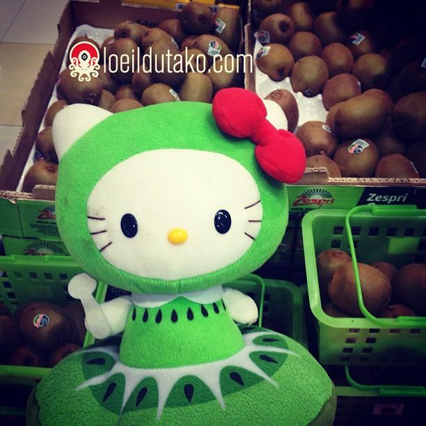 Hello Kitty x Kiwi