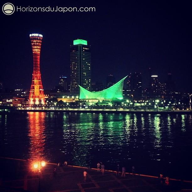 Fin de l'Osaka Safari du jour à Kobe