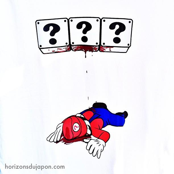 Découvrez la vraie fin de Mario !