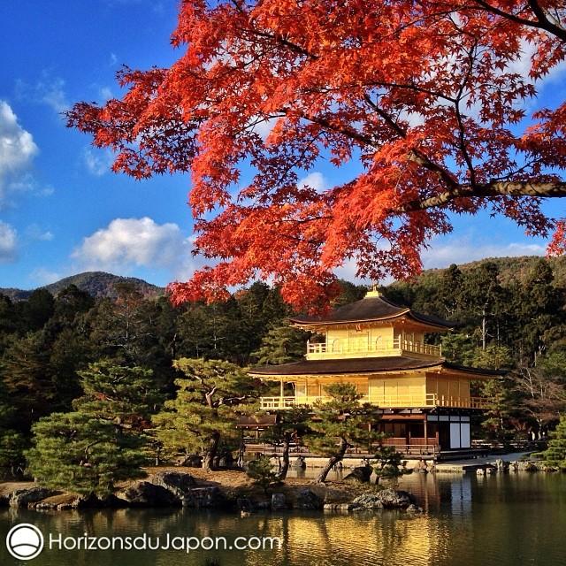 L'automne à Kyoto c'est pas mal aussi :) @loeildutako