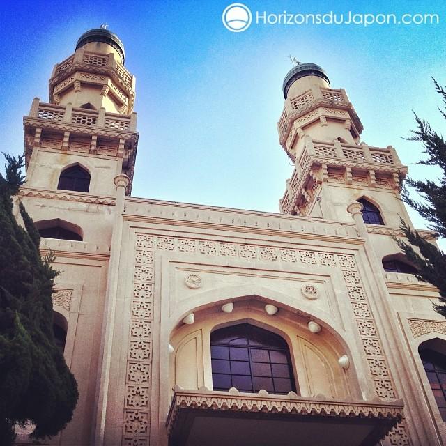 La jolie mosquée de Kobe