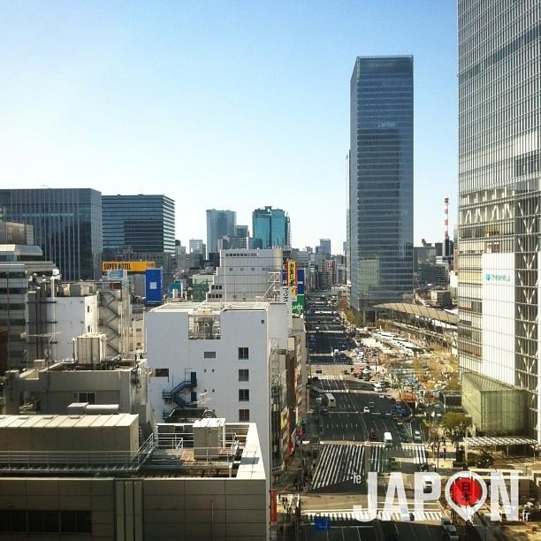 Super ciel pour le Tokyo Safari du jour !