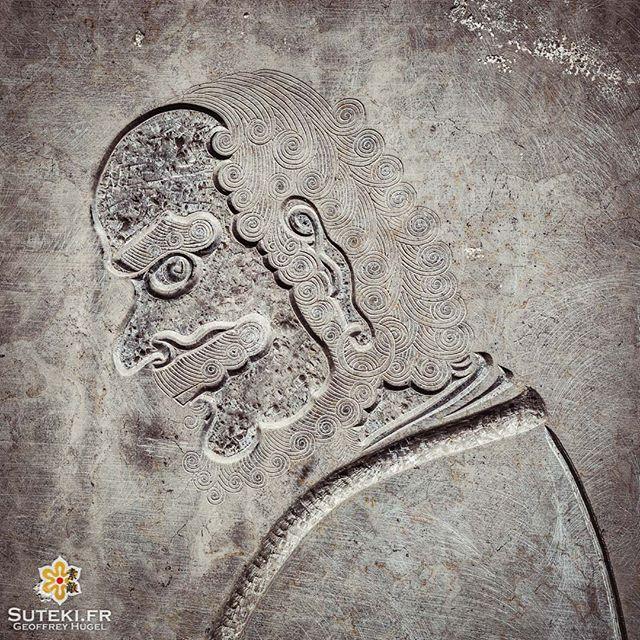 Bodhidharma is watching you !