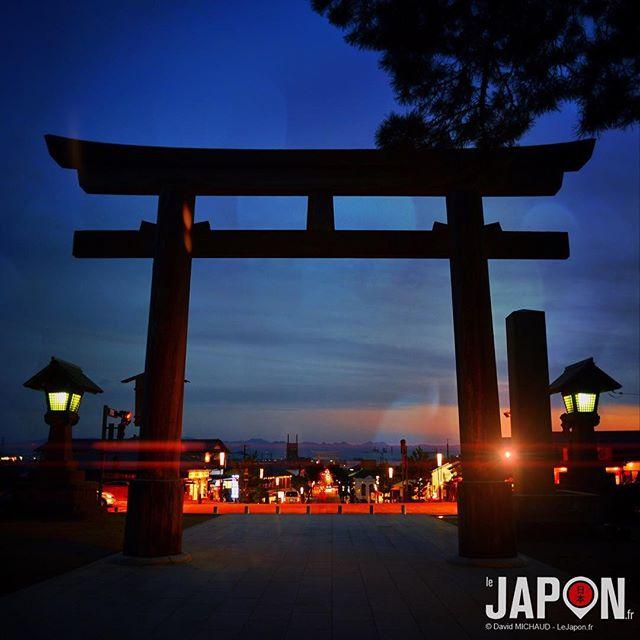 Bonne nuit ! #Izumo #izumotaisha