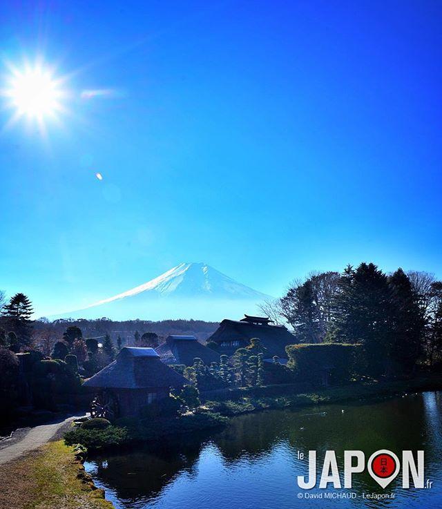 On continue l'aventure avec l'équipe Safari et le Fuji ! Super spot de @horizonsdujapon avec dédicace @jordymeow