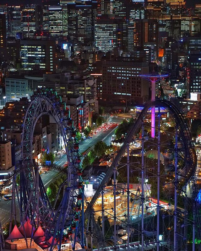 Tokyo, Puzzle Urbain