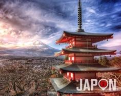 Levé de soleil hier à la célèbre pagoda Chureito avec le magnifique Fuji san derrière ! Le tout en #UltraColor car ça faisait longtemps 😃😱🗻⛩👍🏻 #Japon #VisitJapan #tokyocameraclub #Fuji #xt3
