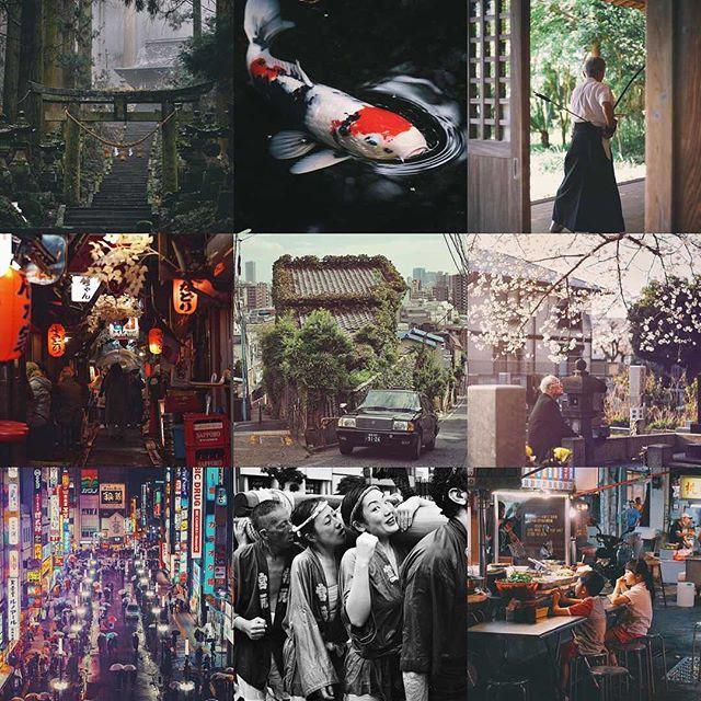 Les 9 photos que vous avez le plus appréciés en 2018. Merci beaucoup !! On se retrouve en 2019 avec encore plus de choses à vous partager :)