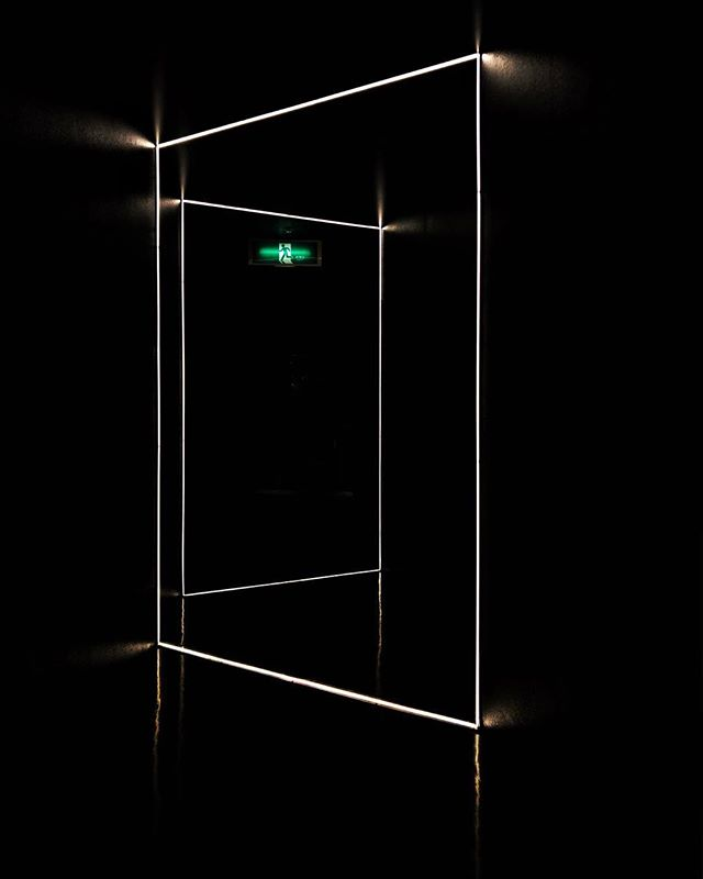Exit in the dark