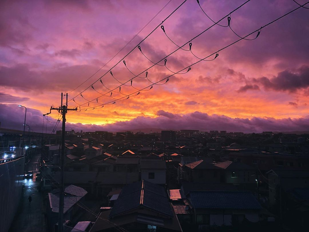 Après le passage du typhon #hagibis