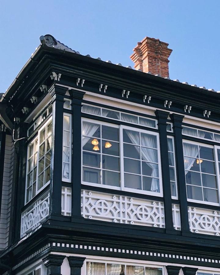 Découvrez l'architecture de style colonial de Kobe