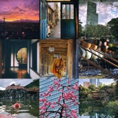 Horizons du Japon – Instagram Best Nine 2019