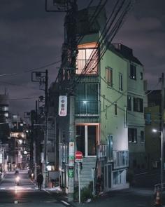 La maison au coin de la rue