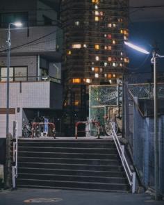 Les décors de Tokyo