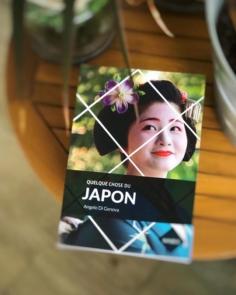 C'est le grand jour !  Mon premier livre, [Quelque chose du Japon] paraît aux @EditionsNanika aujourd'hui.  Le résultat d'un long travail passionnant avec l'aide de @morgane.boullier et de ses jolies illustrations.  Un nouvel article vous attend sur mon blog avec plus de détail. Le lien est dans la bio !  Je compte encore une fois sur votre aide pour partager l'information. Un grand merci à tous ! :) #guidejapon #nouveaulivre